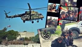 Video: Cảnh bắt giữ nhóm phiến quân bắn rơi trực thăng Nga