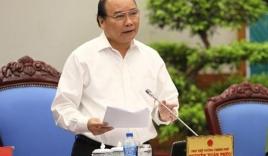 Phó Thủ tướng Nguyễn Xuân Phúc yêu cầu rà soát toàn bộ dự án nước sông Đà 2