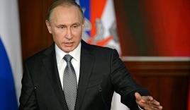 Tổng thống Putin sa thải cố vấn