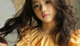 Mẫu nhí xứ Hàn xinh như nữ thần, khiến cộng đồng mạng mê mẩn