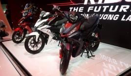 Honda Winner 150 - Xe côn tay cạnh tranh Exciter chính thức trình làng