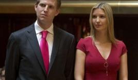 Trump cắt tiền tiêu vặt của 2 con vì không bỏ phiếu cho bố