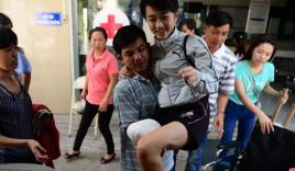 Sở Y tế Đắk Lắk hỗ trợ 45 triệu đồng cho nữ sinh bị cưa chân