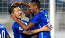 Video bàn thắng Giang Tô 3-0 Bình Dương: Chính thức bị loại