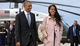 Con gái Tổng thống Mỹ Obama chọn trường Đại học nào?