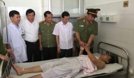 Tự tử sau khi chém công an trọng thương