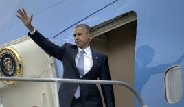 Chi phí khổng lồ cho chuyến công du nước ngoài của tổng thống Obama