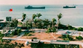 Biển Đông: Chiến hạm Đài Loan ngang nhiên đến đảo Ba Bình