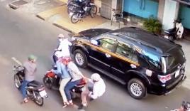 Thưởng 5 triệu đồng cho người tham gia bắt cướp ở Sài Gòn