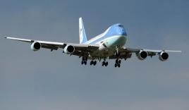 Khám phá bất ngờ về chuyên cơ Không lực Một chuyên chở Tổng thống Obama