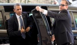 Những phương tiện đặc chủng chuyên chở Tổng thống Mỹ Obama