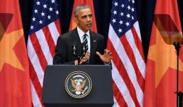 Tổng thống Mỹ Obama: Câu chuyện của hai nước sẽ là bài học cho cả thế giới!