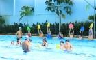 PGS Văn Như Cương ủng hộ trường học cộng 2,5 điểm cho học sinh biết bơi