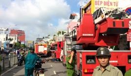 Video: Hiện trường vụ 4 người chết cháy trong căn nhà ở Sài Gòn