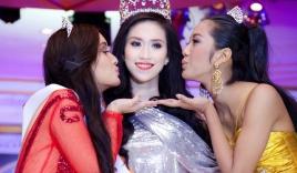 Hoa hậu Thu Vũ lên tiếng về việc nói tiếng Anh quá tệ