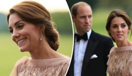 Hoàng tử William: Tôi gầy do ăn đồ vợ nấu