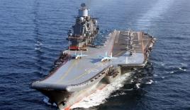 Nga sắp điều tàu sân bay duy nhất đến Syria tham chiến