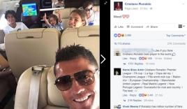 Facebook Ronaldo bị dân mạng xứ ta 'điểm danh', dọa đánh sập