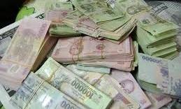 Cán bộ ngành thuế bị bị bắt vì nhận hối lộ 200 triệu đồng