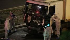 Mô phỏng vụ khủng bố bằng xe tải ở thành phố Nice, Pháp