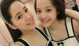 Cận cảnh nhan sắc xinh đẹp cặp ái nữ của đại gia Đài Loan