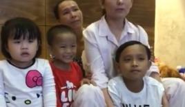 Phi Nhung, Hồ Văn Cường xúc động hát tặng người dân miền Trung