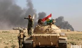 Iraq tấn công ồ ạt, thủ lĩnh IS đua nhau tháo chạy khỏi Mosul