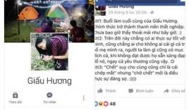 Giật mình trước 'điềm báo' trên Facebook của nữ tình nguyện viên gặp nạn