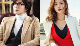 Vợ Bae Yong Joon đã sinh quý tử đầu lòng