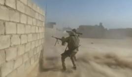 Video: Iraq tấn công ồ ạt, giành lại 11 làng từ IS