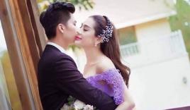 Lâm Chi Khanh khoe ảnh cưới với bạn trai đại gia, úp mở chuyện kết hôn