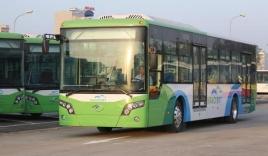 Hà Nội: Xe buýt nhanh BRT chạy miễn phí tháng 1/2017