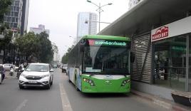 Ô tô cố tình lấn làn xe buýt nhanh BRT sẽ bị phạt 1,2 triệu đồng