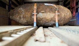 Đức sơ tán đêm Giáng sinh vì phát hiện bom 1,8 tấn