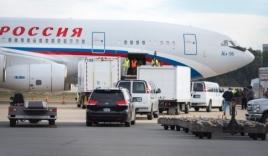 35 nhà ngoại giao Nga bị trục xuất rời Mỹ đúng ngày đầu năm mới