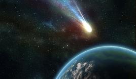 Thiên thạch dài 400m có khả năng đâm vào Trái Đất?