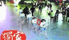 Công bố ảnh nghi phạm vụ Kim Jong-nam tay đen xì sau khi hạ độc