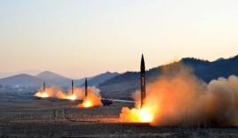 Tên lửa Triều Tiên phát nổ ngay sau khi rời bệ phóng