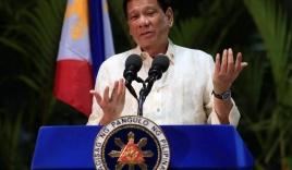Duterte nói sẵn sàng chia sẻ tài nguyên ở Biển Đông với Trung Quốc