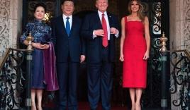 Thông điệp ngoại giao từ trang phục của hai phu nhân Tập-Trump