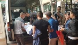 Giang hồ truy sát ở Nam Định: Cố ôm con để tránh thương vong