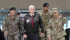 Biển Đông: Phó Tổng thống Mỹ cam kết bảo vệ tự do hàng hải