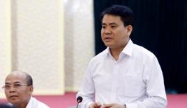 Chủ tịch Nguyễn Đức Chung: 'Sẽ không có việc tấn công, giải cứu'