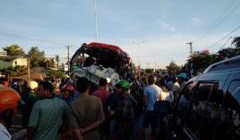 Gia Lai: Tai nạn giao thông nghiêm trọng, hàng chục người thương vong