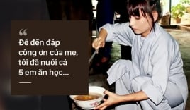 Phi Nhung: Bỏ học, không lấy chồng, cực khổ mua nhà cho 5 con riêng của mẹ và nuôi 17 đứa con mồ côi