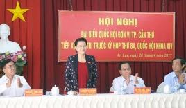 Chủ tịch QH: 'Ông Võ Kim Cự sẽ nghỉ hưu'