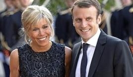 Lý do tân tổng thống Pháp và vợ hơn 24 tuổi không có con chung