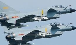 Chiến đấu cơ Trung Quốc bị tố áp sát máy bay Mỹ