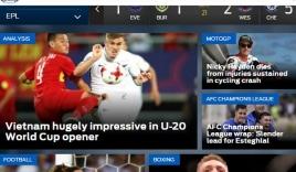 U20 Việt Nam lên top 1 ở tờ báo danh tiếng thế giới