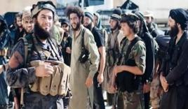 Một tay súng IS phát  nổ trong lễ chia tay, kéo theo 12 đồng bọn bỏ mạng